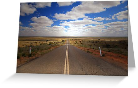 Light at the End of the Road by Wendi Donaldson