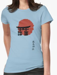 Torii Womens Fitted T-Shirt