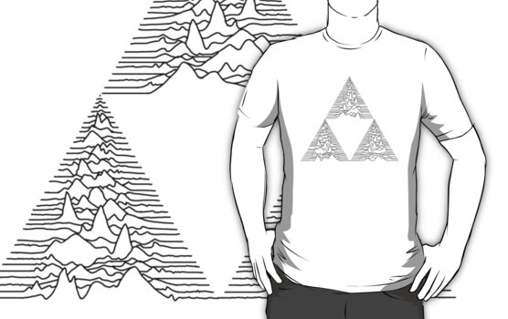 Link to the Unknown Pleasures by DLIllustration