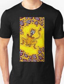 Cheetah Dia de los Muertos T-Shirt