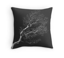 Lido Tree No.4 Throw Pillow