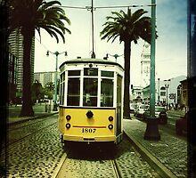 Tram, San Francisco by Cara Gallardo Weil