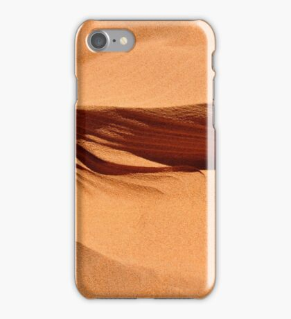 Sand Pattern iPhone Case/Skin