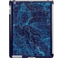 USGS Topo Map Oregon Boring 282271 1914 62500 Inverted iPad Case/Skin