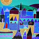 REDREAMING VILLAGE by WENDY BANDURSKI-MILLER