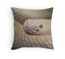 It's All Happening at the Zoo Throw Pillow