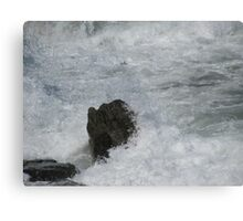 Castle Rock Water Art Metal Print