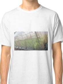 Hydroponic Vegetables Classic T-Shirt