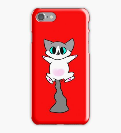 Dude the Cat iPhone Case/Skin