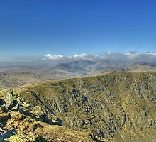 England's Highest Mountains by VoluntaryRanger