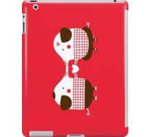 Elephant Love iPad Case/Skin