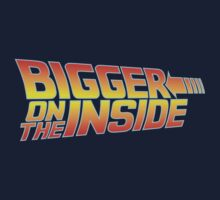 Bigger on the Inside T-Shirt