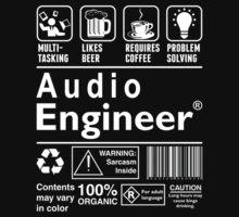 Audio Engineer by imgarry