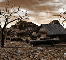 End of Days Erosion by Sazzart