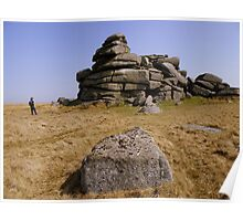 Dartmoor: Fur Tor, Queen of the Moors Poster