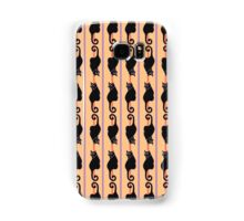 Curiosity and the Cat Samsung Galaxy Case/Skin