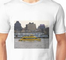 Water Taxi, New York, USA Unisex T-Shirt