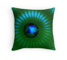 TORNADOS, FIRE, FLOODS HAVE GONE WILD IN THE USA Throw Pillow