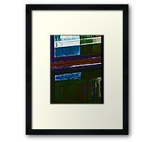 Alternate Reality 22 Framed Print