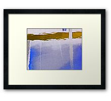 Alternate Reality 13-1 Framed Print