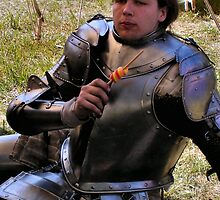 A privileged wit-cracking Knight by patjila