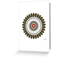 Mandala No. 31 Greeting Card