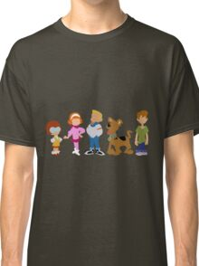 A Pup Named Scooby Doo Gang Classic T-Shirt