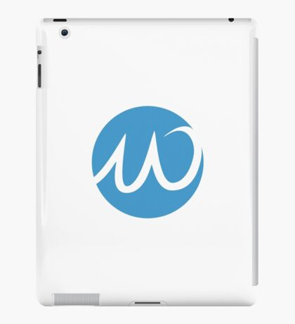 Classic Ripple iPad Case/Skin
