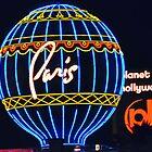 The Lights Of Vegas by Mike Pesseackey (crimsontideguy)