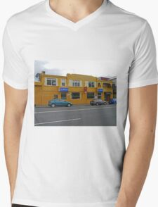 TRC Hotel, Launceston, Tasmania, Australia. Mens V-Neck T-Shirt