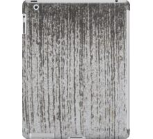 The concrete striped texture  iPad Case/Skin