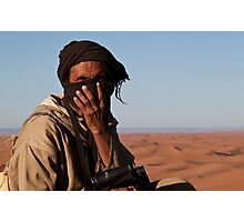 Berber man Photographic Print