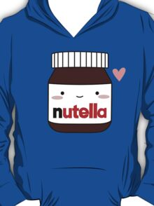 Cute Nutella jar T-Shirt