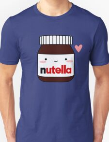 Cute Nutella jar Unisex T-Shirt