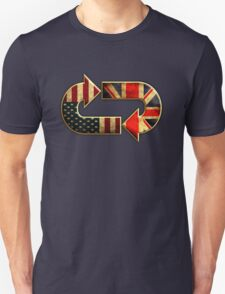 UKUS vintage sign T-Shirt