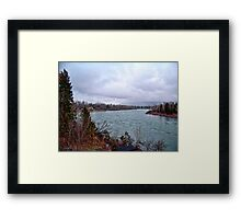 Spring Comes to the Flathead Framed Print