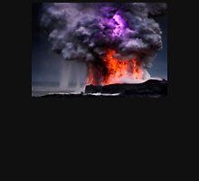 Kilauea Volcano at Kalapana 5 Unisex T-Shirt