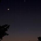 Astronomical Conjunctions! by Odille Esmonde-Morgan