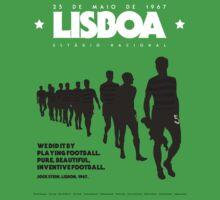Lisbon 1967 T-Shirt