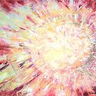 Solar  Eruption by Mary Sedici