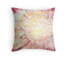 Solar  Eruption Throw Pillow