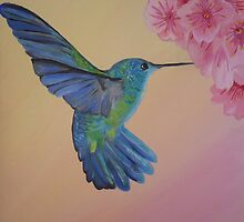 Hummingbird by SMalik