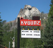 Hello?  Am I in Kyburz?  Is this Kyburz? by Maurine Huang