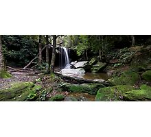 Oaklands falls panorama Photographic Print