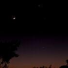 Planetary conjunction #2 by Odille Esmonde-Morgan