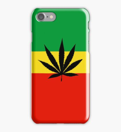 Canabis case iPhone Case/Skin