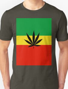 Canabis case Unisex T-Shirt