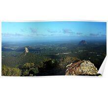 Beerwah Peak Poster