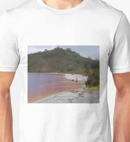 Ted's Beach, Southwest N.P. Tasmania, Australia Unisex T-Shirt