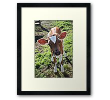 Ok, Let's Agree I'm Cute Framed Print